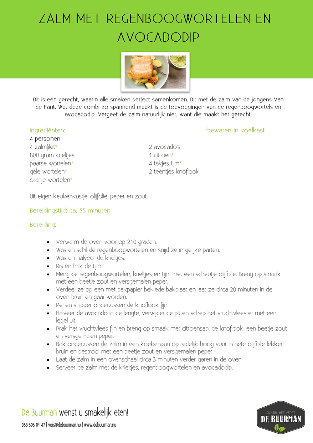 week 13, recept 1 - openen als pdf