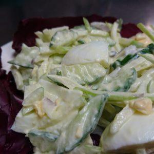 ei van columbus salade