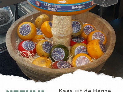 hanze kaas